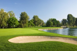 Valencia Country Club in Santa Clarita, CA