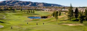 Rancho Vista Golf Course in Palmdale, CA