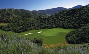 Valley Course at Robinson Ranch Golf Club in Santa Clarita, CA